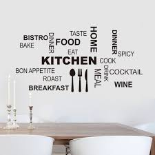 popular kitchen quote wall stickers buy cheap kitchen quote wall kitchen quote wall stickers