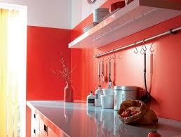 Peinture Rouge Cuisine by Decoration Peinture Pour Cuisine Rouge Peinture Cuisine