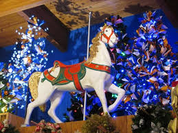 decorations in the store picture of bronner s