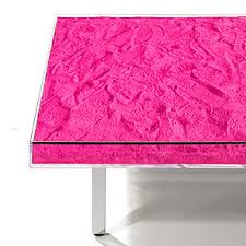 yves klein table price yves klein