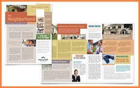 8 free newsletter template publisher newsletter template