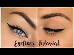 liquid eyeliner tutorial asian different eyeliner looks non winged eyeliner tips