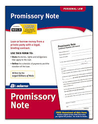installment promissory note template free promissory note forms and lf293
