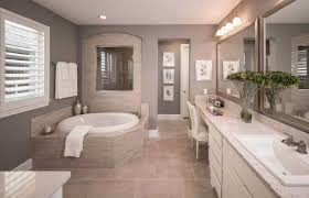 Spa Like Master Bathrooms - a spa like master bath complete with a gorgeous soaking tub
