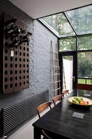 kitchen painted brick backsplash kitchen wall ideas faux brick