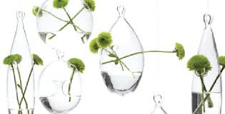 Wall Mounted Glass Flower Vases Unique Glass Flower Vases Contemporary Decorative Glass Vases