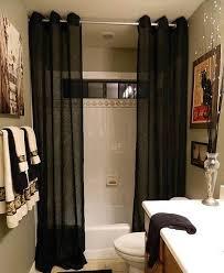 bathroom curtain ideas shower curtain ideas for small bathrooms bathrooms