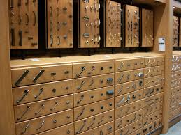 quartz countertops brushed nickel kitchen cabinet hardware