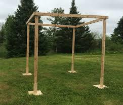 how to make a chuppah cedar wedding chuppah chuppah wedding and weddings
