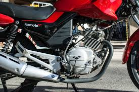 first ride lexmoto zsf 125 review visordown