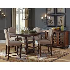 Dining Room Desk by Traditional Dining Room Server With Glass Wood Grille Doors By