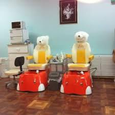 Nail Salon With Kid Chairs Fanci Nails Nail Salons 160 Plainfield Village Plainfield Il