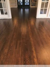 flooring oak hardwood floor shellac finishes stain colors on