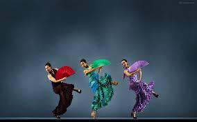 people dance flamenco art print poster 1920x1200 413237 people