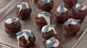 christmas chocolate festive truffles supervalu