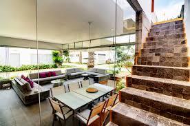 tropical colors for home interior casa seta luxurious tropical home by martín dulanto hupehome