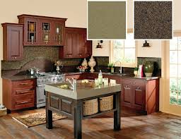 what color countertops go with brown cabinets all about quartz countertops this house