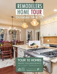 Home Design And Remodeling Show 2016 Remodelers Home Tour U2013 The Builders And Remodelers Association Of