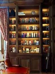 Adjustable Bookcase Strips Diy Inexpensive Energy Efficient Bookshelf Lighting All Of These