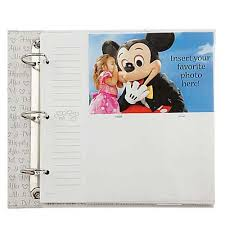 minnie mouse photo album your wdw store disney photo album 200 pics minnie and mickey