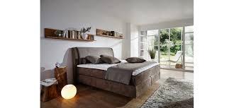Wandlampe Schlafzimmer Braun Boxspringbetten Möbel Hesse