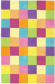 Kids Rugs Sale Girls Color Blocks Rug By Kas Rugs Rosenberryrooms Com
