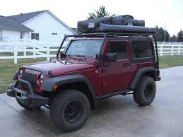 purple jeep no doors best roof rack page 2 jeep wrangler forum