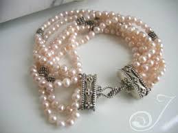 pink pearl bracelet images Kelly pink pearl bracelet pearl bracelets jpg
