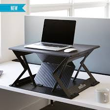 Desk Extender For Standing Shop Standing Desk Products Varidesk Sit To Stand Desks