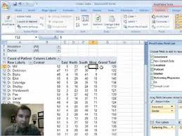 Sort A Pivot Table Excel Video 2 Sorting A Pivot Table Youtube