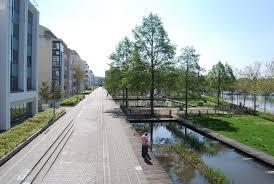bureau des paysages alexandre chemetoff aménagement récent des rives de meurthe par l architecte paysagiste