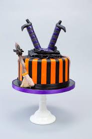 Halloween Mini Cakes by Halloween Mini Cakes Rossmoor Pastries