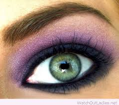 purple eye color 45 purple natural looking makeup for green eyes for new years