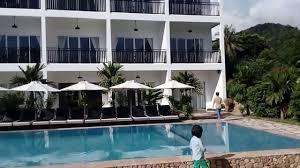 summer resort kep hill kep cambodia youtube