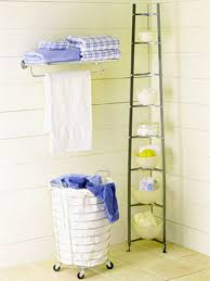 Towel Rack Ideas For Small Bathrooms Bathroom Shelving Ideas For Towels Old Crates As Towel Storage