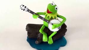 hallmark the rainbow connection kermit frog muppets