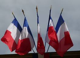 History Of The French Flag File Drapeaux Français Jpg Wikimedia Commons