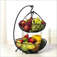 fruit basket ideas wall mounted fruit basket best hanging fruit baskets ideas on