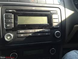 diy rcd 510 head unit upgrade for vw vento and polo team bhp