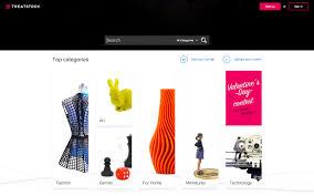 treatstock new 3d printing u0026 3d model online platform launches