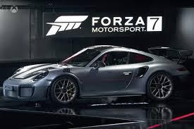 video forza motorsport 7 reveals the new porsche 911 gt2 rs