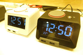homtime not your ordinary bedside clock a lifestyle compass