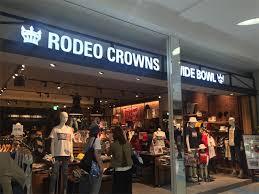 rodeo crowns rodeo crowns ロデオ オープン 2016年4月イオンモール川口前川店