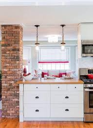 Best Thin Brick Ideas On Pinterest Thin Brick Veneer Brick - Brick veneer backsplash