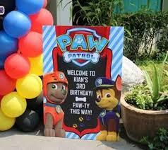 15 paw patrol birthday party ideas birthday inspire