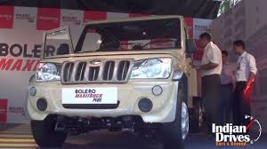 mahindra jeep classic price list new mahindra bolero maxi truck plus launched youtube