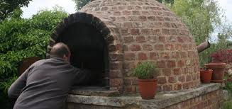 How To Build A Pizza Oven In Your Backyard Outdoor Brick Ovens U2022 Nifty Homestead