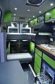 Conversion Van Interiors The 25 Best Camper Van Conversions Ideas On Pinterest Van Life