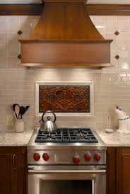 Kitchen Range Backsplash Kitchen Glass Tile Backsplash Ideas Pictures Tips From Hgtv