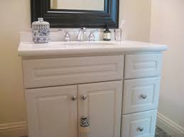 would you paint this bathroom vanity cabinet apartment therapy